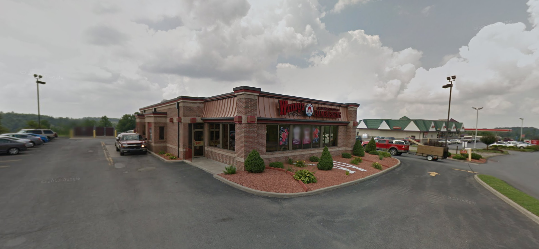 Wendy's Restaurant, West Virginia